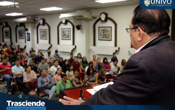 """Conferencia denominada """"Situación jurídica del Golfo de Fonseca y espacios marítimos de El Salvador"""""""