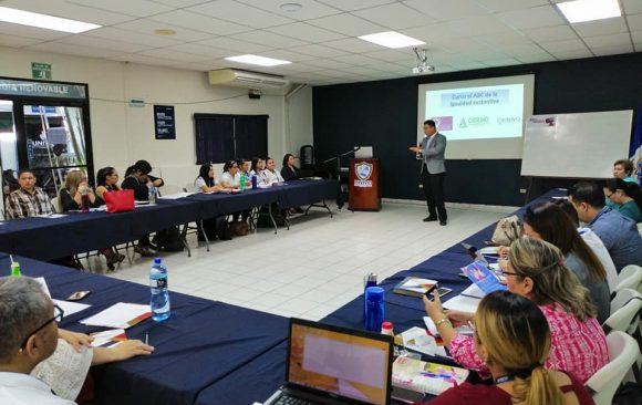 Curso ABC de la igualdad sustantiva en alianza con Instituto Salvadoreño para el Desarrollo de la Mujer – ISDEMU.