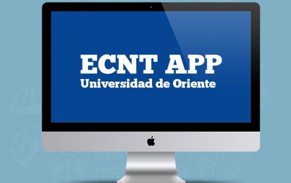 """Descargar la aplicación """"ECNT APP"""""""