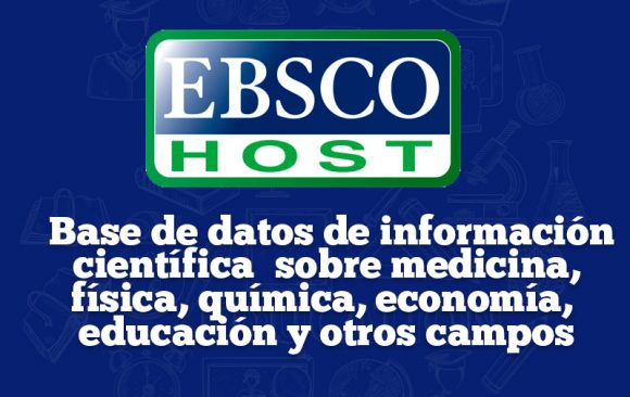Bases de Datos EBSCO