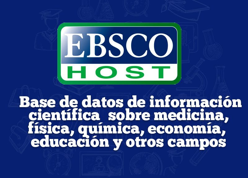 Bases de Datos EBSCO