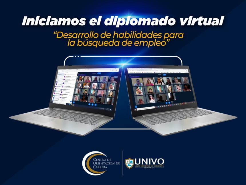 """Diplomado virtual """"Desarrollo de habilidades para la búsqueda de empleo"""""""