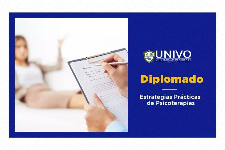 Diplomado Estrategias Prácticas de Psicoterapias