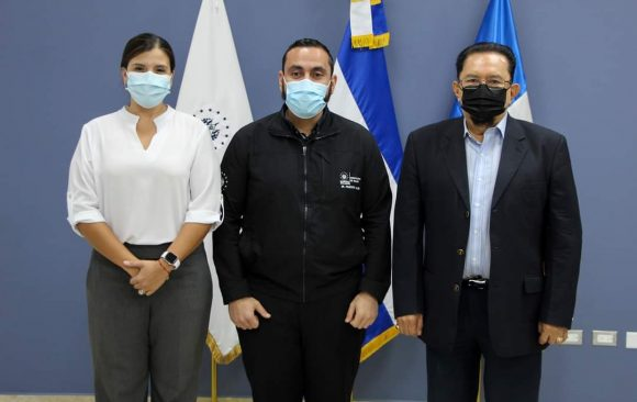UNIVO firma convenio de cooperación académico científico con el Ministerio de Salud de El Salvador