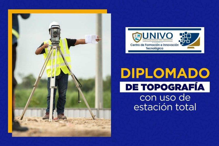 Diplomado de Topografía con uso de estación total