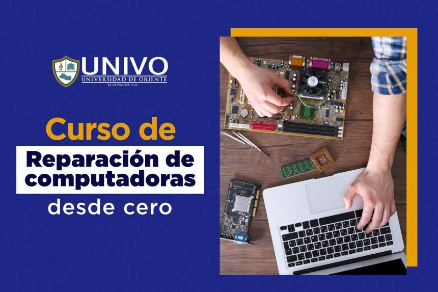 Diplomado en Reparación de Computadoras