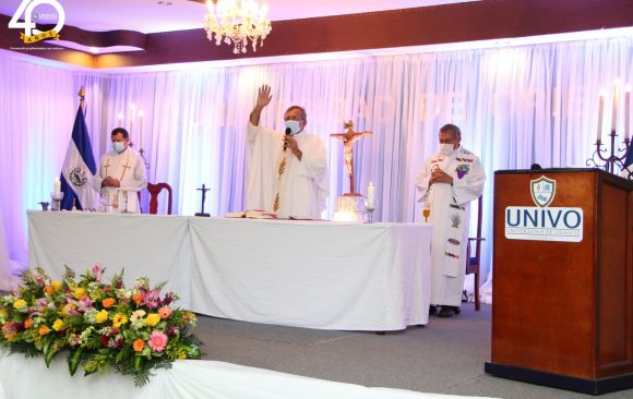 Misa solemne en acción de gracias en el marco de la celebración de los 40 años de su fundación.